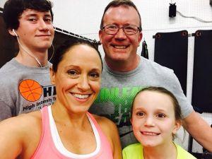Gump Family gym