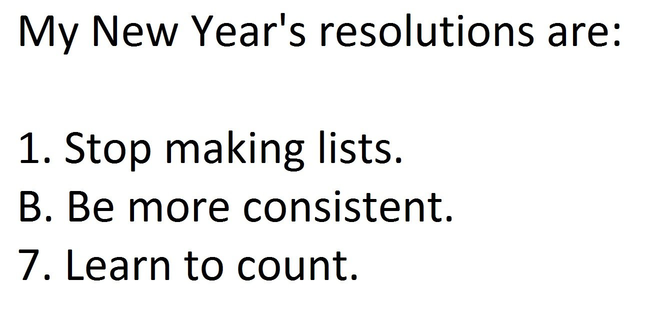 Tips and Tricks to Stick to your New Year\'s Resolutions! | Micki ...